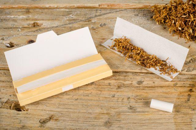 filtri cartine e tabacco