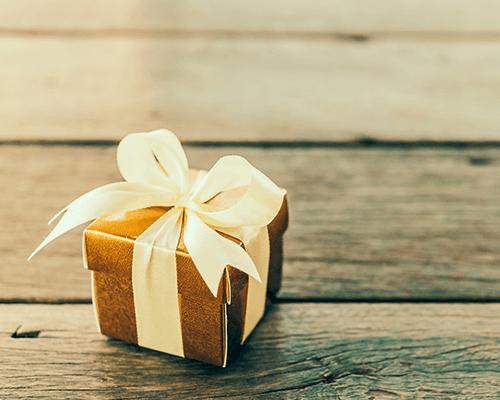 articoli da regalo per qualsiasi evento