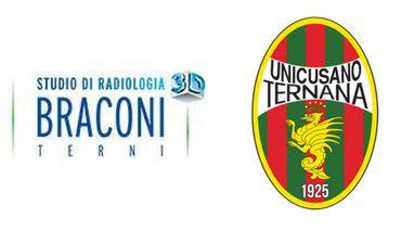 Studio Braconi Sponsor Ternana Unicusano