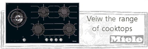 miele cooktop heading