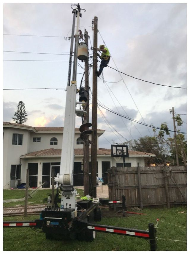 Highline Powerline Construction | Line Brothers And Sons LLC