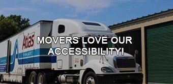 Designed For Semi Truck Access. U003eu003e