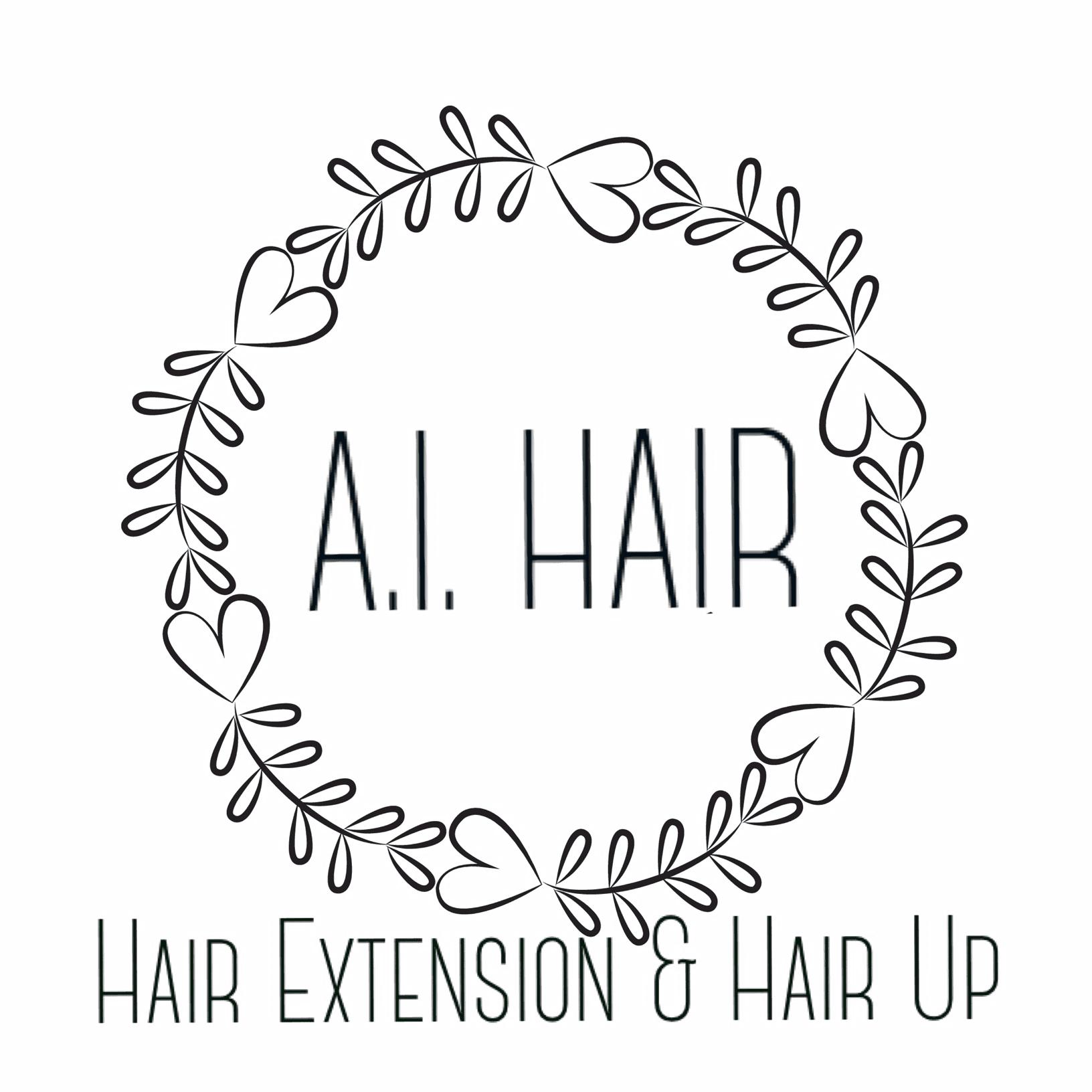 A.I. Hair Extensions company logo