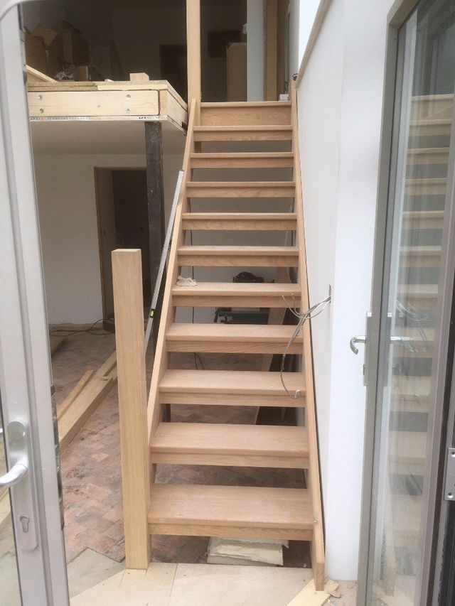 Staircase installations by Lynthorpe Woodworks