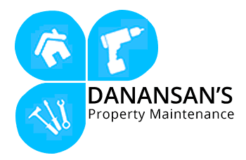 Danansan's Property Maintenance Company Logo