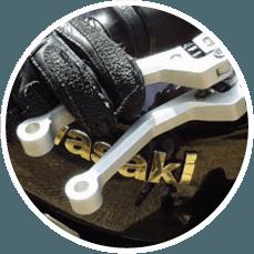 K-Lever2 front brake