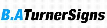 B A Turner logo