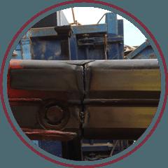 Heavy plant machinery repairs