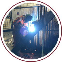 cast iron welding
