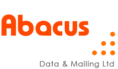 Abacus data and mailing