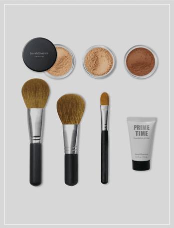 BareMinerials makeup line
