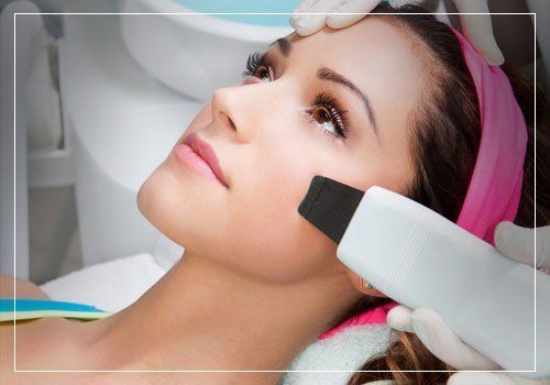 CACI (Computer-Aided Cosmetology Instrument) lifting and toning