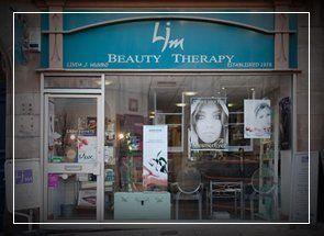 LJM's comfortable modern salon