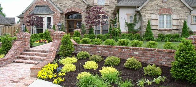 Landscaping Results