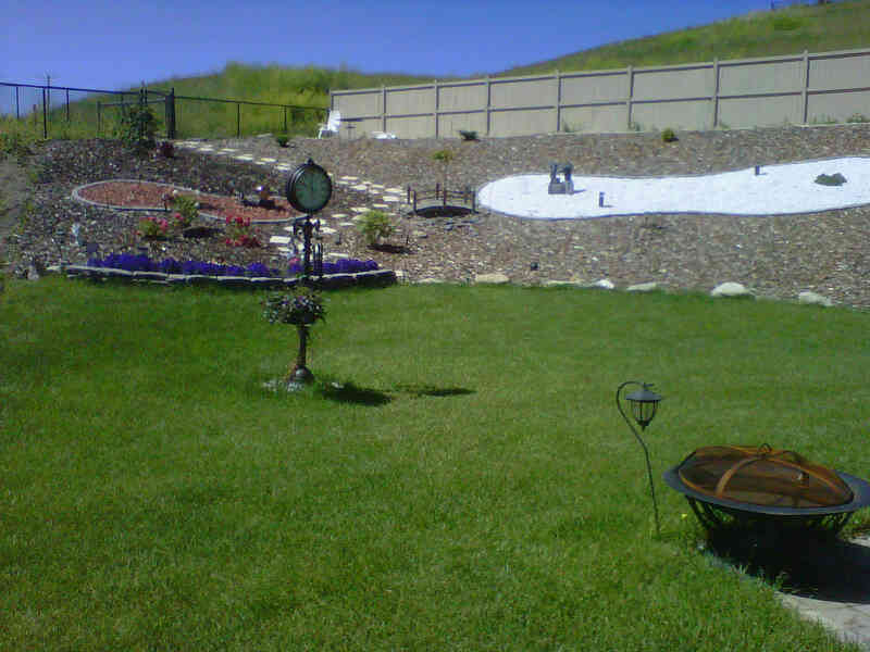 Lawn Maintenance in Airdrie and Calgary