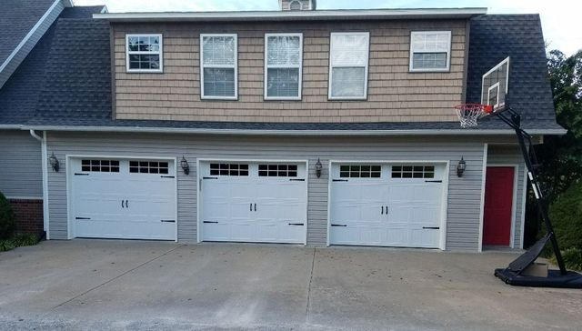 Kennith S Overhead Door Garage Doors Springdale Ar