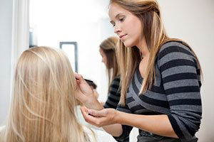 beauty treatments of hair styling in Batavia, OH