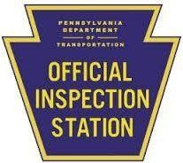 Official Inspection Symbol for the Pennsylvania Department of Transportation