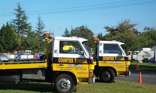 Counties towing service