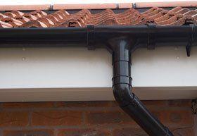 Guttering - Clydebank, West Dunbartonshire - Tom Fleming Roofing Services - Gutter