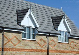 Roof installations - Clydebank, West Dunbartonshire - Tom Fleming Roofing Services - Slate Roof