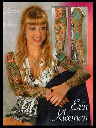 Erin Kleeman, Pretty in Ink