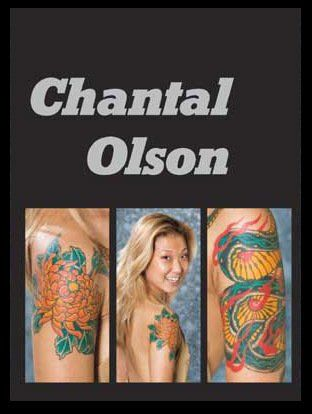 Tattoo Magazine, Chantal interview