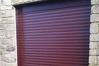 Roller garage door repairs