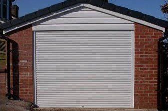 high-quality roller garage door