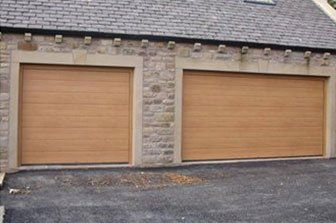 high-quality sectional garage doors