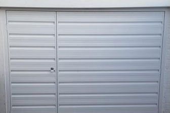 custom garage door fitting