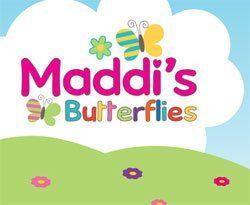 Maddi's butterflies