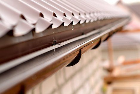 Gutter Repair Proctorville Ohio A1 Roofing