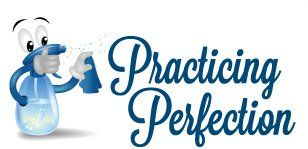Practicing Perfection logo