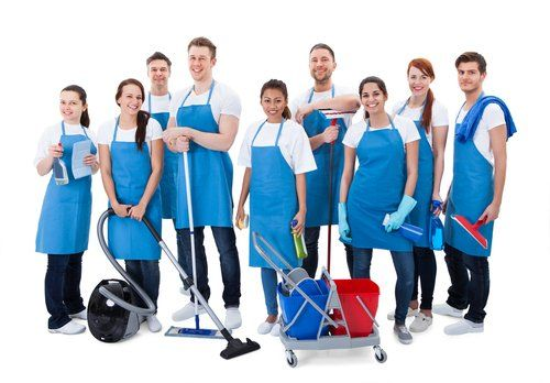 cleaning services professionals