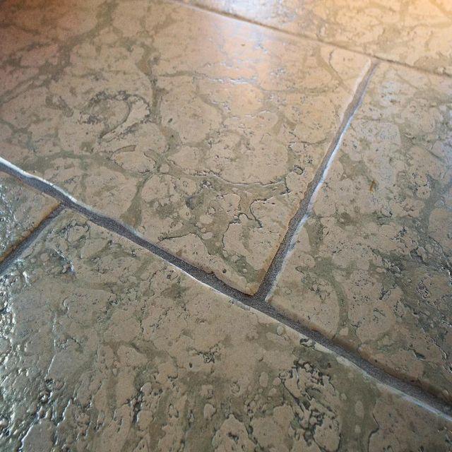 pavimento in mattonelle