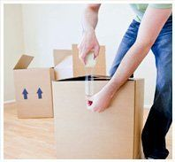 Packing service - Coventry - W Grace Removals - Packing