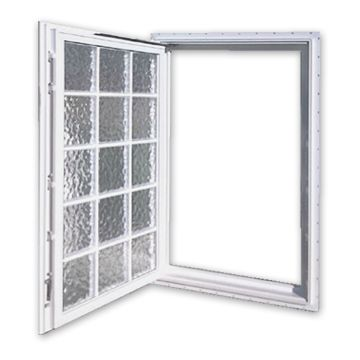 Shop egress windows nassau county suffolk county for Acrylic windows cost