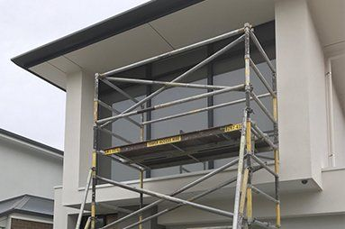 strong scaffolding