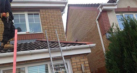 Guttering fascia installations and repair