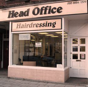 Hair cut - Ilford, Essex - Head Office - Head Office Hairdressing