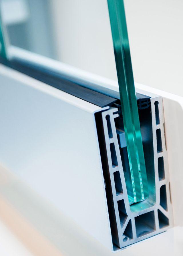 Double glazed windows by Professional Glass