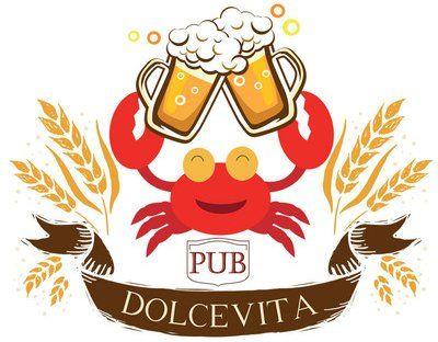 la dolce vita pub logo