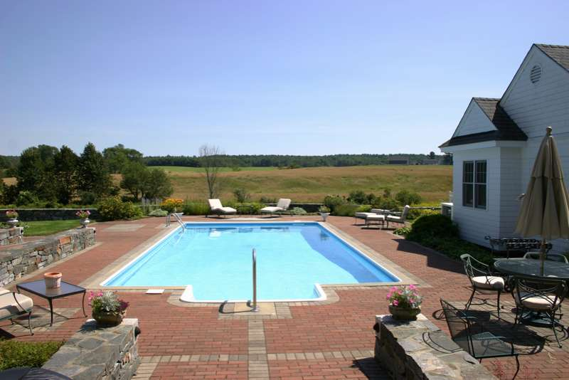 The pool shed swimming pools maine pool supplies in - Swimming pool repair companies near me ...