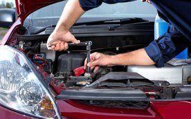 Professional car repairs and car servicing