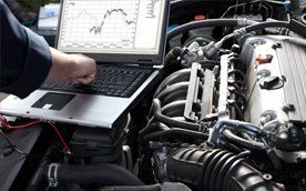 Complete engine diagnostics