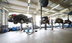 MOT testing with Barton Garage Services