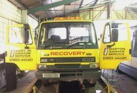 Fast breakdown recovery in Devon