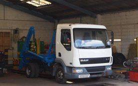 High-quality truck repair in Torquay