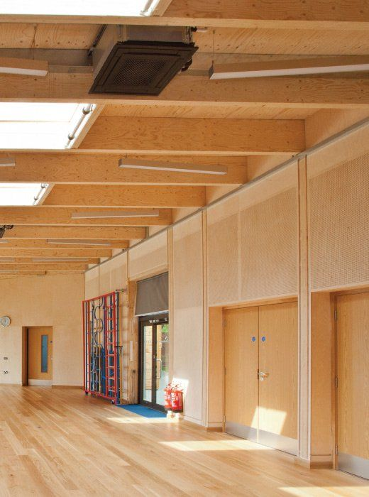 Acoustic Panels - Perforated Plywood